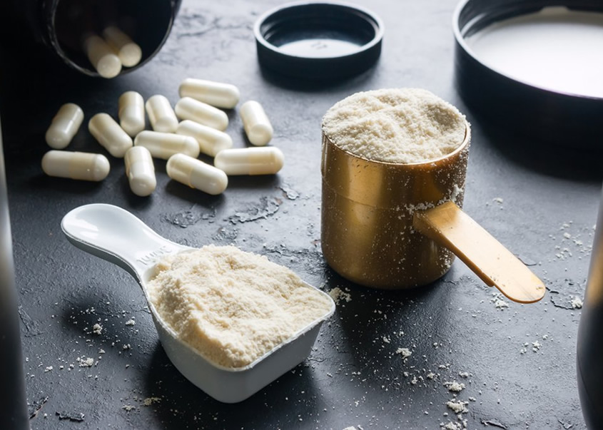 Benefits of Food Supplements