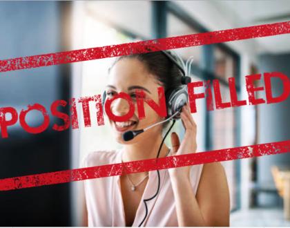Customer Services Executive Vacancy