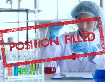 New Product Development Technician Vacancy